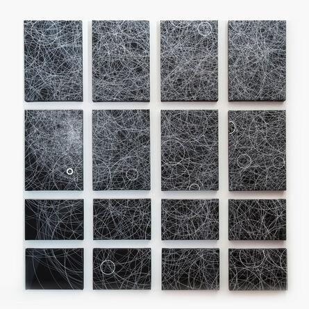 Tao Stein, 'Wall 2_Quadrant 1_bottom left', 2015