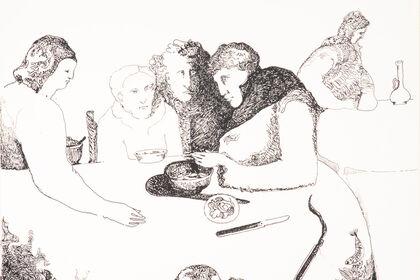Emilia Gutiérrez. Dibujos