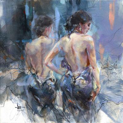 Anna Razumovskaya, 'Purple Melody ', ca. 2017