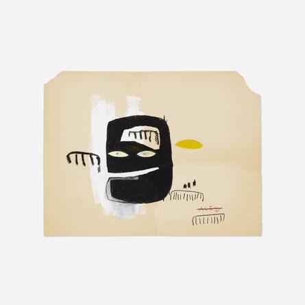 Jean-Michel Basquiat, 'Untitled', c. 1984