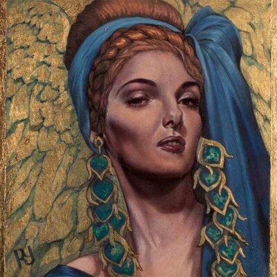 Rebecca Yanovskaya, 'High Noblewoman', 2021