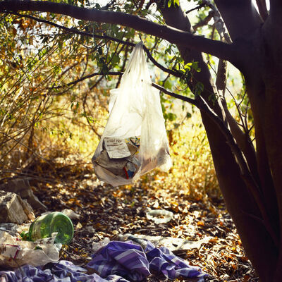 Anthony Hernandez, 'Landscapes for the Homeless #1', 1988