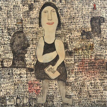 Indra Dodi, 'Sobre Arte', 2014