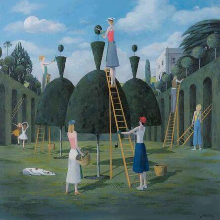 Alan Parry, 'Ballet Garden I', 2018