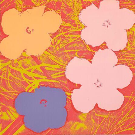 Andy Warhol, 'Flowers F&S II.69', 1970