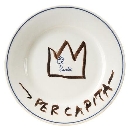 Jean-Michel Basquiat, 'Per capita', 1983