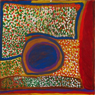 Jukuna Mona Chuguna, 'Warrngarn', 2009