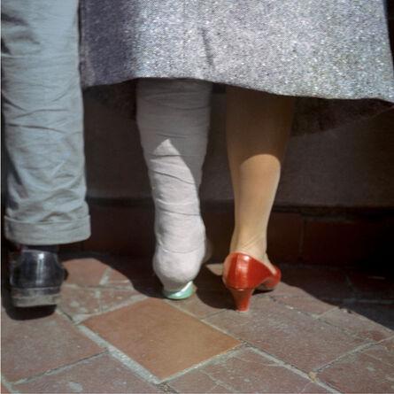 Vivian Maier, 'Cast & Shoe (VM19XXZ06886)', n.d
