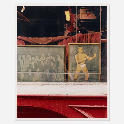 Evelyn Hofer, 'New York City, Mercer Street', 1967