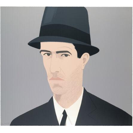 Alex Katz, 'Alex Katz, Self-Portrait (Passing)', 1990