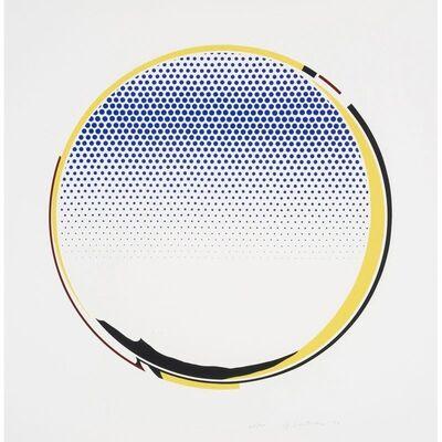 Roy Lichtenstein, 'Mirror', 1972