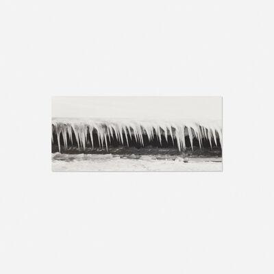 Art Sinsabaugh, 'Untitled (Frozen Water)', 1958