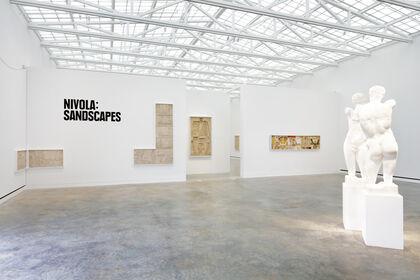 Nivola: Sandscapes
