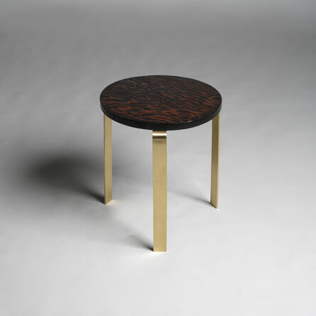 André Sornay, 'Side table with three legs', ca. 1935