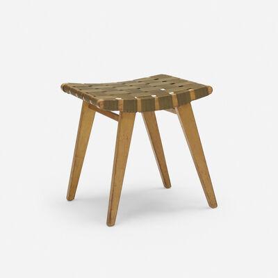 Jens Risom, 'stool', c. 1947