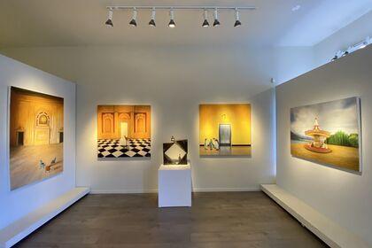 Artist Spotlight: E. Andrea Klann, Carousel of Dreams