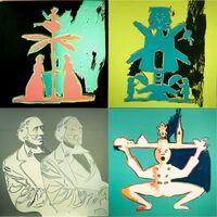 Andy Warhol, 'Hans Christian Andersen Trial Proof  (Portfolio of 4)', 1987