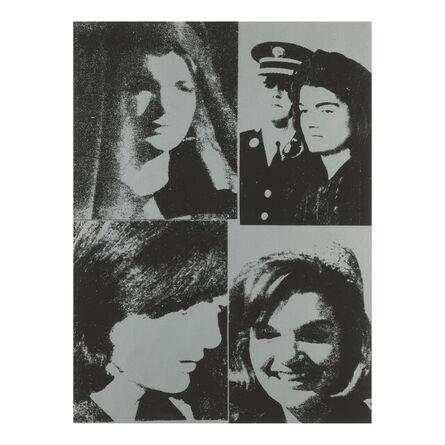 Andy Warhol, 'Jacqueline Kennedy III ', 1966