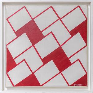 Germaine Derbecq, 'Pintura múltiple. Serie no 1', 1970
