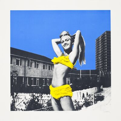 Sarah Hardacre, 'Arms open to welcome the sun', 2012