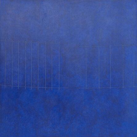 Edda Renouf, 'Thames-VI, River-Sky Encounter #1', 2012