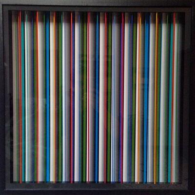 Darío Pérez-Flores, 'Prochromatique sous verre', 2010
