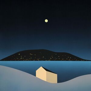 Mike Gough, 'Home Under the Moon', 2020