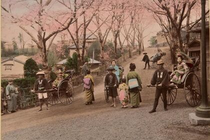 Blooming Japan | Flowers and gardens in late nineteenth century Japanese photography