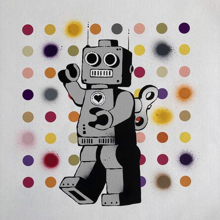 Ame72, 'Robot Spot', 2020
