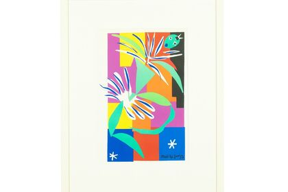 Matisse: The Cut Outs