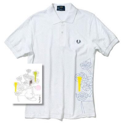 Trey Speegle, '111 Reasons To Love You/ Fred Perry shirt & print', 2009