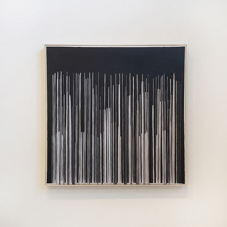Bumin Kim, 'Accumulation (Monochrome)', 2016