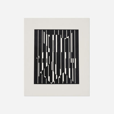 Victor Vasarely, 'Untitled', c. 1965