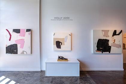 "Holly Addi ""Feminine Strength & The Art of Color"""