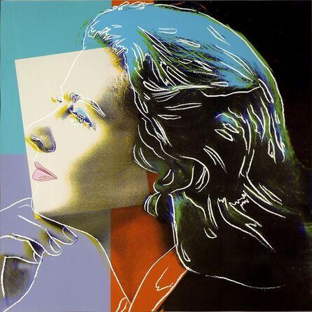 Andy Warhol, 'Ingrid Bergman - Herself, II.313', 1983