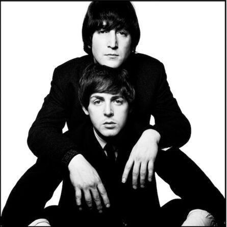 David Bailey, 'John Lennon & Paul McCartney', 1965