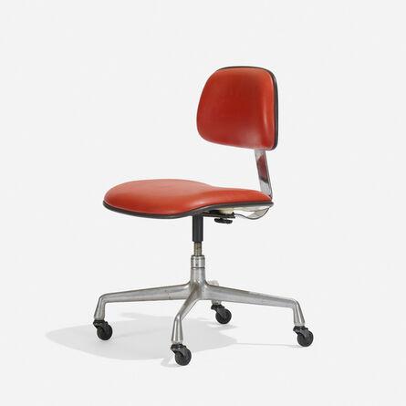 Charles and Ray Eames, 'Secretarial Chair, Model Ec228', 1971