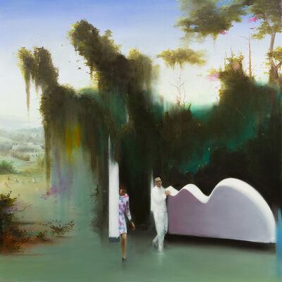 Sam Leach, 'bruegel x archizoom x superstudio', 2020
