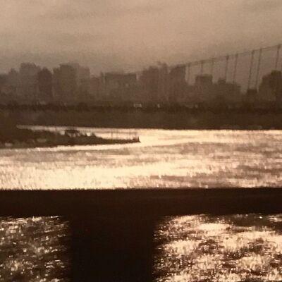 Nan Goldin, 'New York Skyline from Bridge', 1994