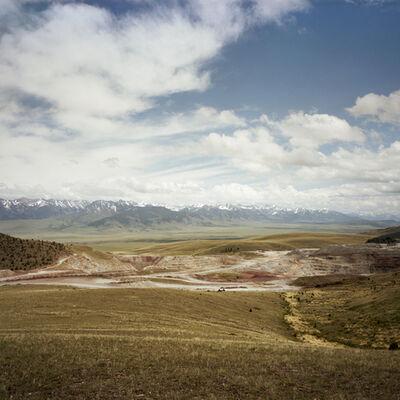 Victoria Sambunaris, 'Untitled (Talc mine distant), Cameron, Montana', 2009