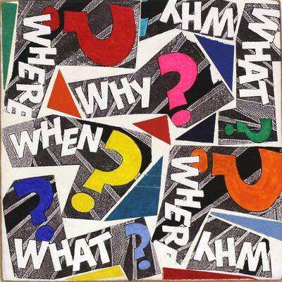Kati Elm, 'When Where Why What', 2018