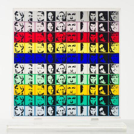 Andy Warhol, 'Portraits of the Artists (F&S.II.17)', 1967