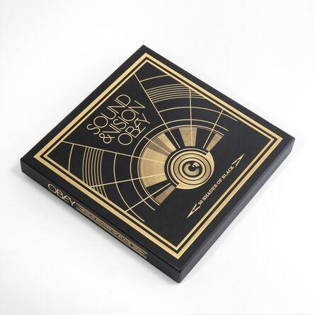 Shepard Fairey, '50 Shades Of Black LP Box Set', 2014