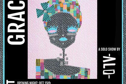'Grace', a solo show by ALO