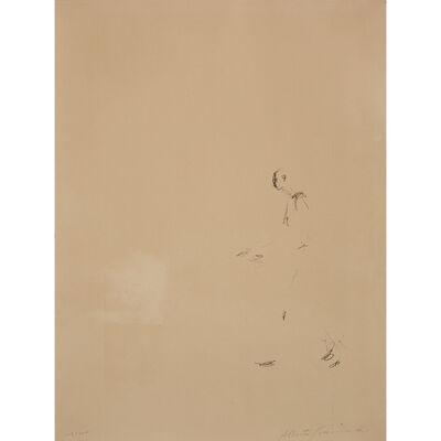 Alberto Giacometti, 'L'Homme Qui Marche', 1957