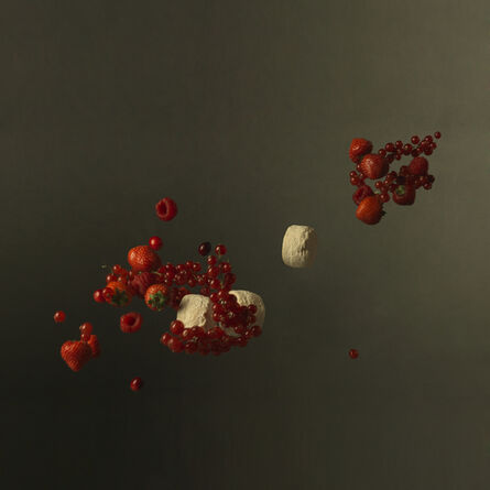 Marie Cecile Thijs, 'Goat Cheese & Red Fruit', 2014