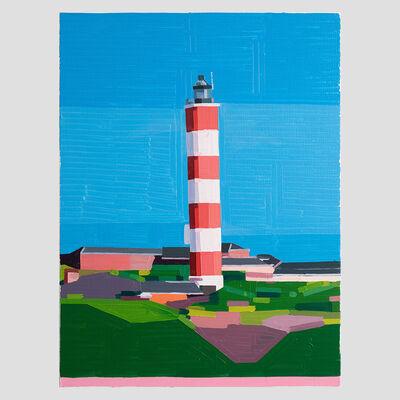 Guy Yanai, 'Normandy Lighthouse', 2020