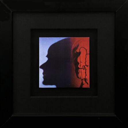 Andy Warhol, 'SHADOW INVITATION', 1981