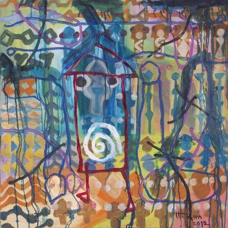 Le Trieu Dien, 'Alluvial ', 2012