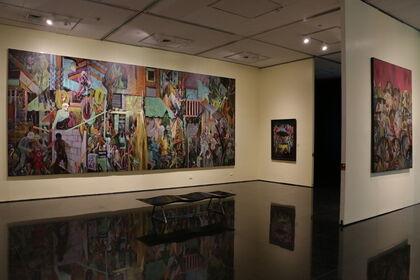 Ayala Museum, Manila  RODEL TAPAYA  Urban Labyrinth